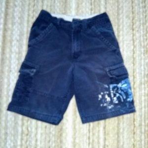Other - Navy Cargo Shorts Boy's Size 12